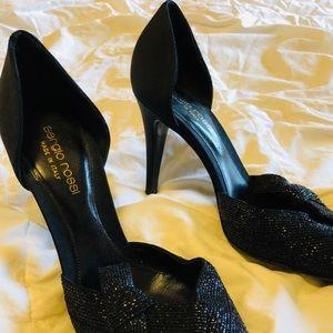 Sergio Rossi black heels